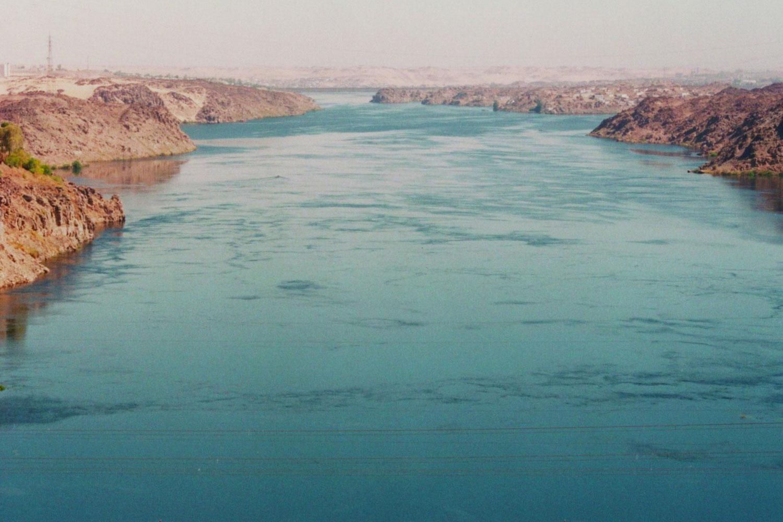 The Nile | Aswan Dam | Dr Steven A Martin | Learning Adventures | International Education Online | Steven Martin PhD