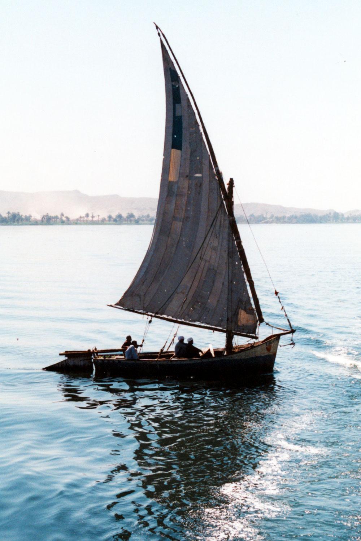 Felucca on the Nile | Egypt | Dr Steven A Martin | Learning Adventure | International Education Online | Steven Martin PhD