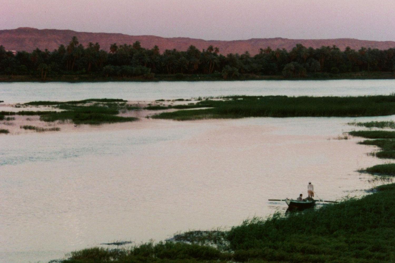 The Nile | Sunset | Dr Steven A Martin | Learning Adventures | International Education Online | Steven Martin PhD