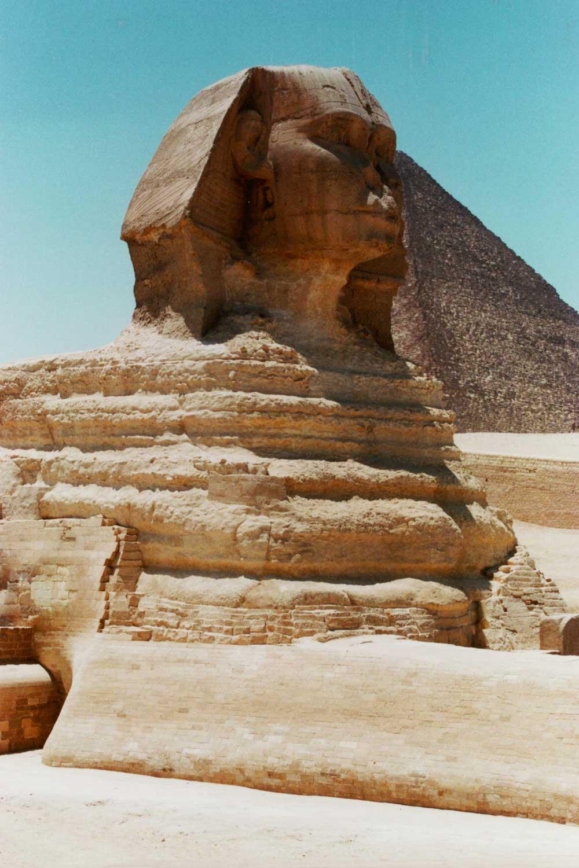 Great Sphinx of Giza | Egypt | Steven Andrew Martin | Learning Adventure | International Education Online | Dr Steven Martin
