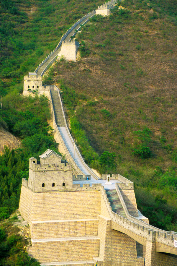 Great Wall China Skate Park - Steven Andrew Martin - Skateboarding