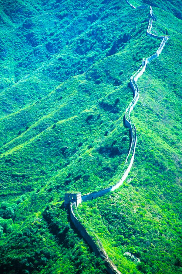 Huanghuachen Great Wall - Steven Andrew Martin - Research China - Eastern Civilization