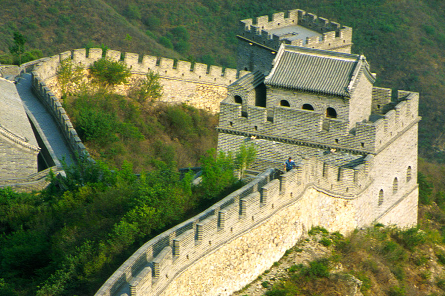 Mutianyu Great Wall China - Steven Martin - Study Abroad Journal