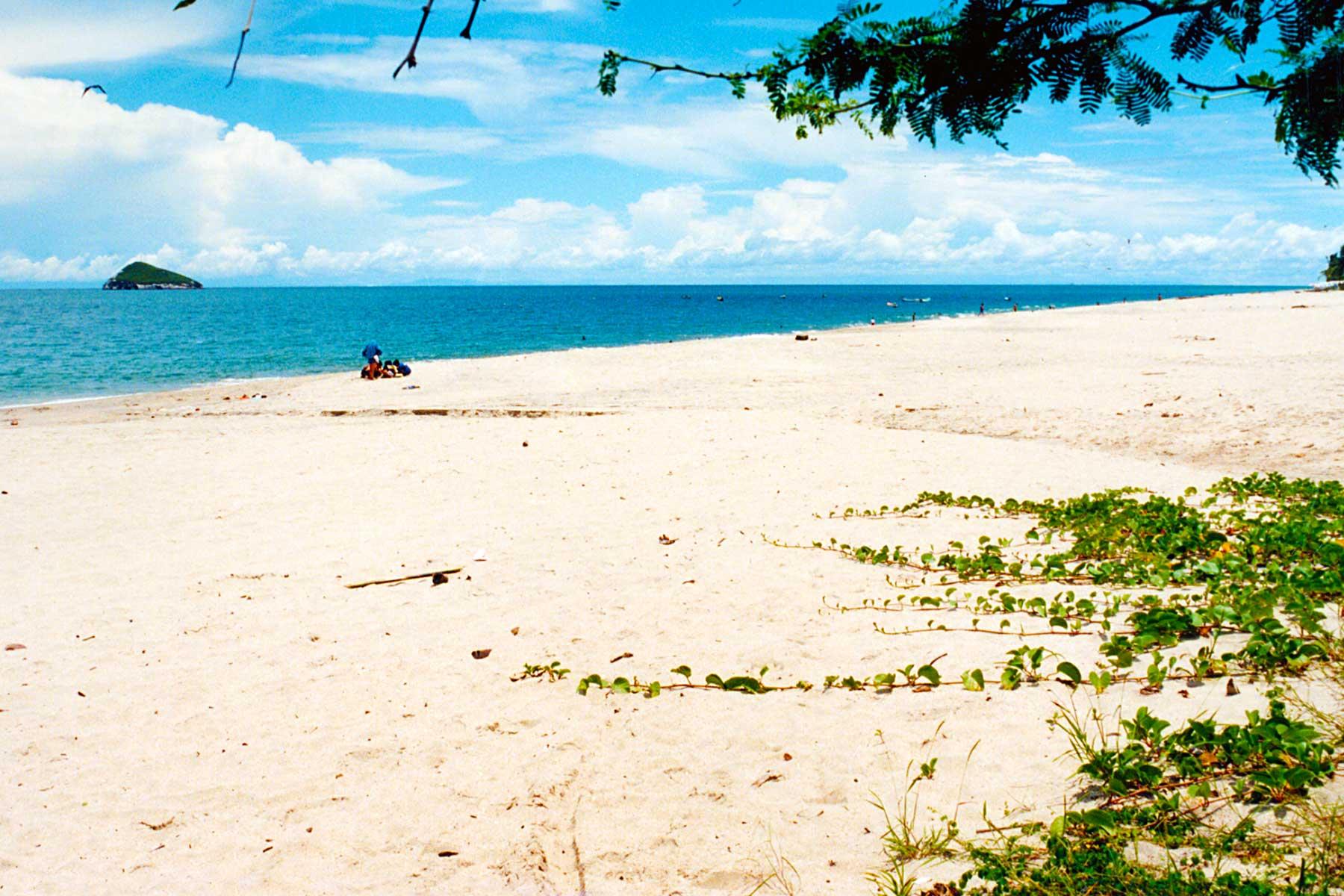 Beach   Panama   Steven Andrew Martin   South America   Travel Journal   Dr Steven Martin
