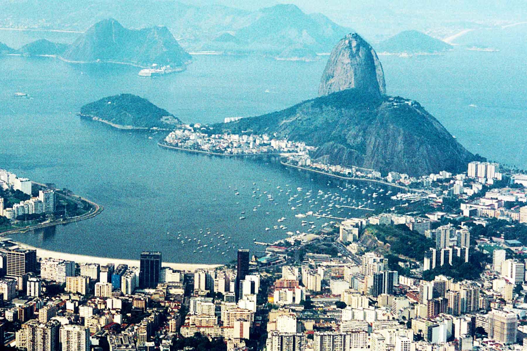 Brazil   Rio de Janeiro   Steven Andrew Martin   South America   Travel Journal   Dr Steven Martin