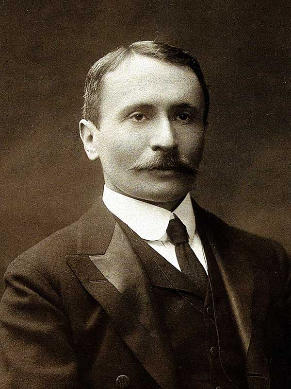 Sir Aurel Stein - 1909 - Photo - Silk Road Research - Dr Steven A Martin - Eastern Civilization
