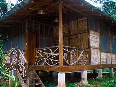 Accommodations at Tiputini Biodiversity Station - Steven Andrew Martin - Amazon Photo Journal