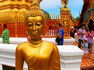 Chiang Mai Thailand - Southeast Asian Civilization - Dr Steven Andrew Martin - Thai Geography