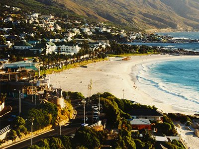 Postcard-perfect Camps Bay - Cape Town South Africa - Steven Andrew Martin