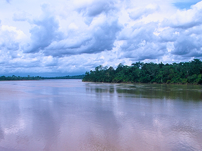 Napo River - Environmental Studies - Amazon River - Dr Steven A Martin