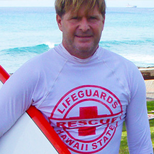Dr Steven A Martin - Lifeguards Hawaii State - University of Hawaii