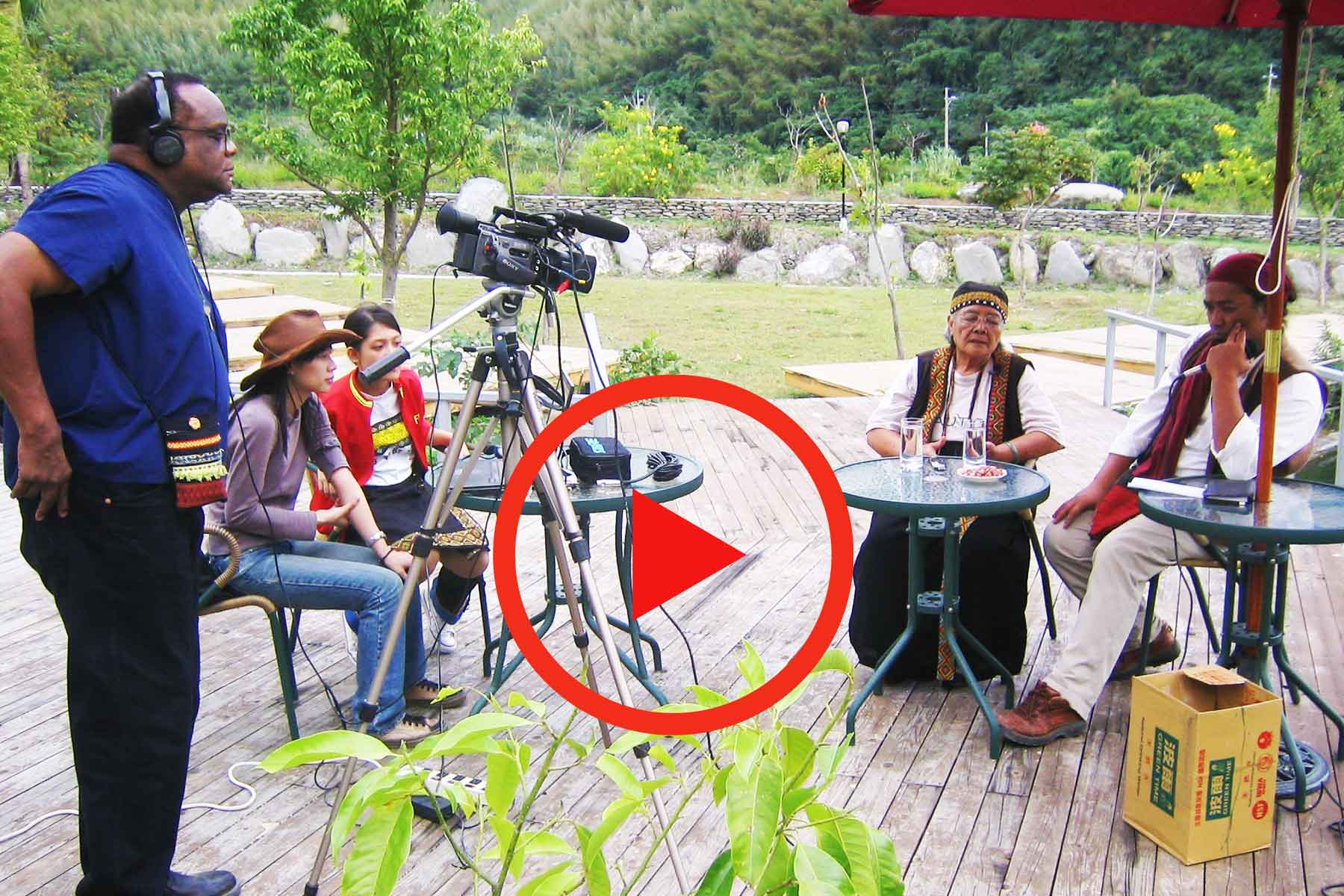 Ethnographic Research and Film - Steven Andrew Martin - Laipunuk Bunun Taiwan