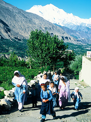 The Hunza Valley, Gilgit–Baltistan, Pakistan - Steven Andrew Martin Photo Journal