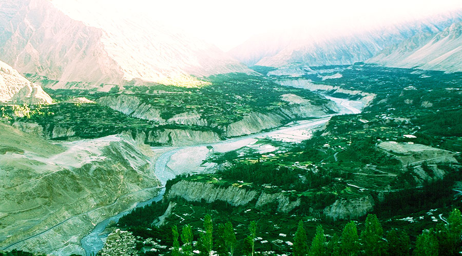 Hunza Valley, Gilgit–Baltistan region, Pakistan - Steven Andrew Martin