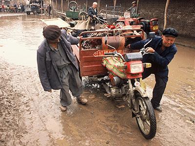 Kashgar Bazaar photo journal - China Silk Road - Steven Andrew Martin