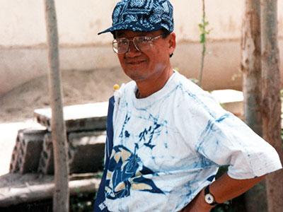 Professor John Cheng - University of Hawaii - The Silk Road