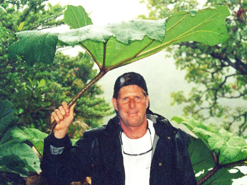 USAC Study Abroad - Costa Rica 1996 - Steven Andrew Martin