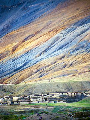 Tibetan Village Xigazê Tibet Journal Steven Andrew Martin