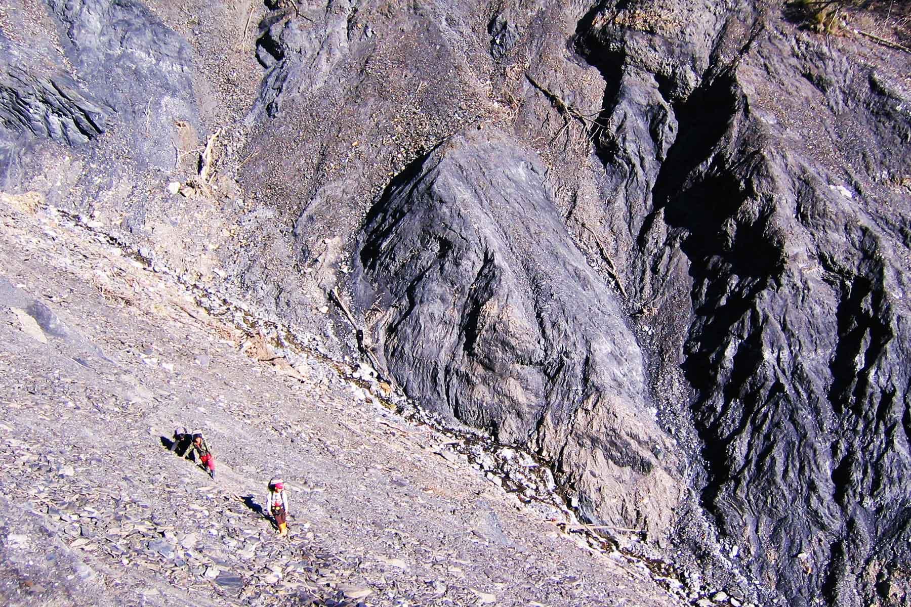 2006 Laipunuk Mountain Expedition 內本鹿 Steven Martin Graduate research - Bunun Tribe Taiwan