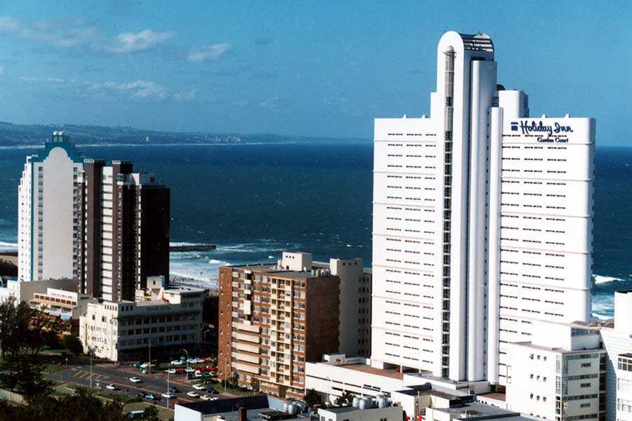 Hotels - Durban - South Africa Study Abroad Journal - Dr Steven Andrew Martin