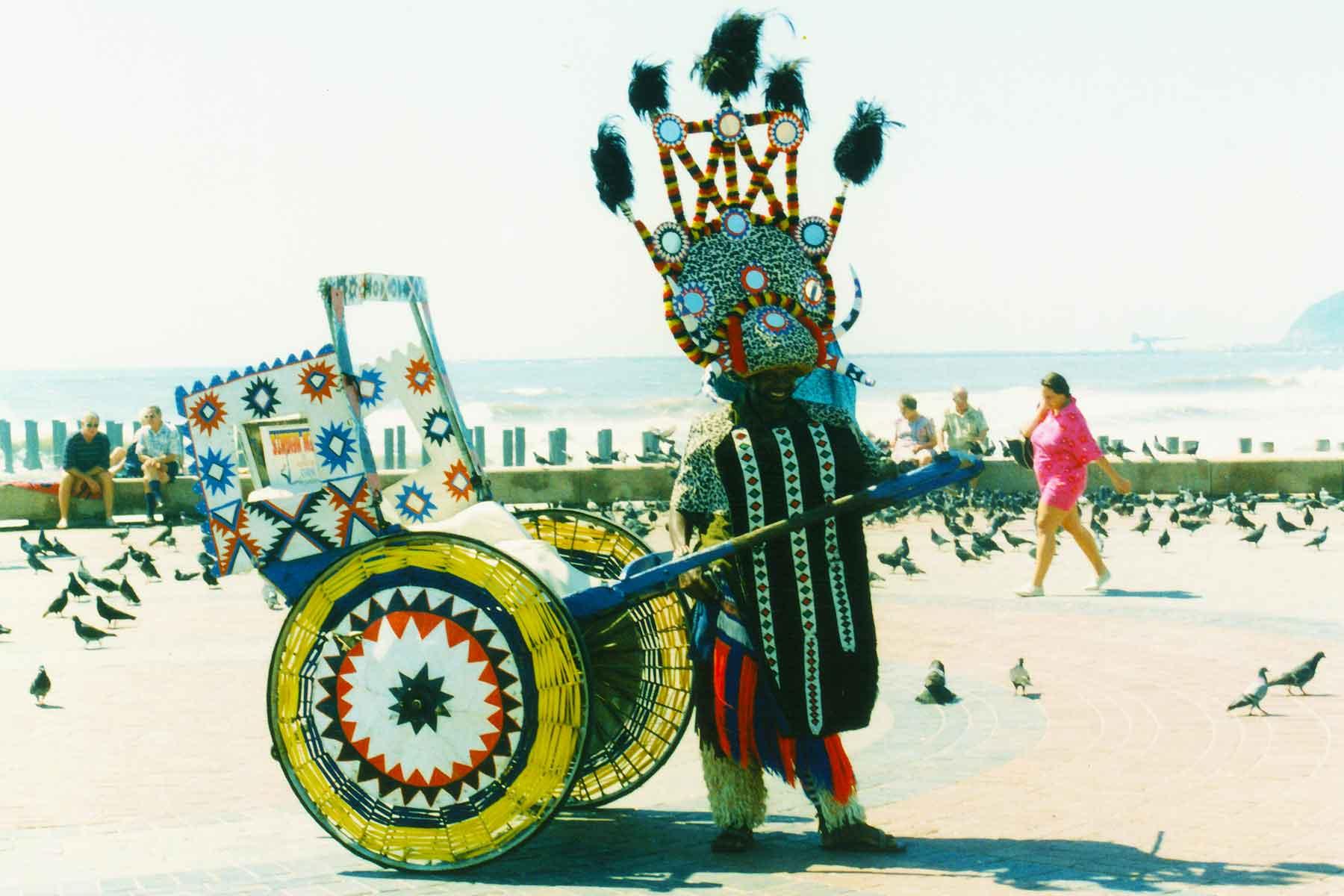 Zulu Rickshaw | Steven A. Martin | Durban South Africa | Study Abroad Journal | Dr Steven Andrew Martin