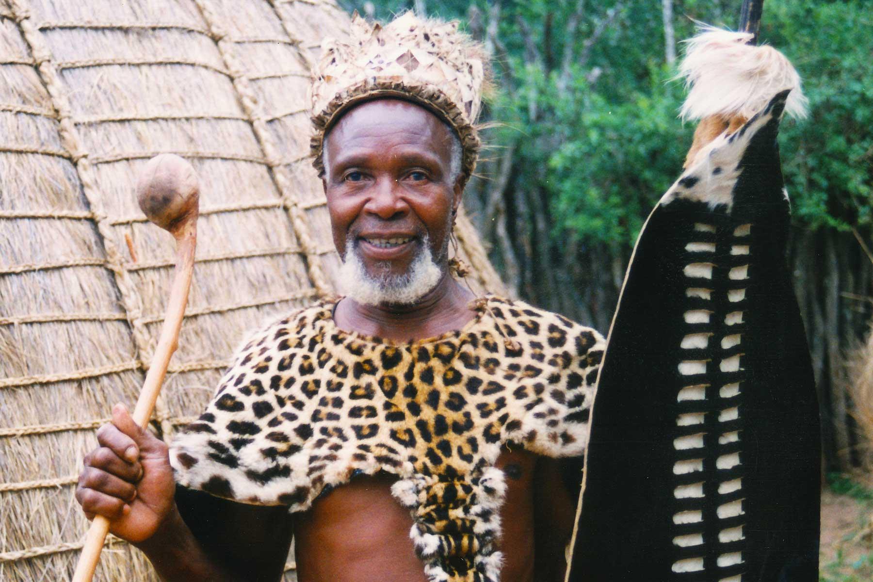 KwaZulu-Natal - Zulu Warrior - Steven Andrew Martin - South Africa Photo Journal