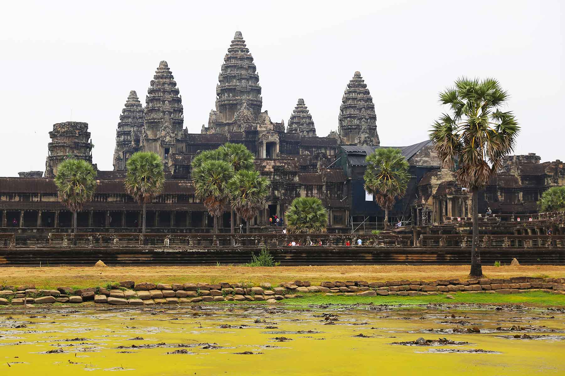 Angkor Wat Cambodia - Dr Steven Andrew Martin - Khmer Historical Research Journal