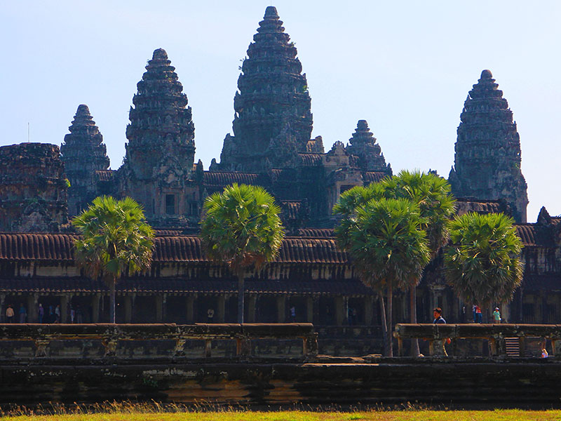 Southeast Asian Civilization - Steven Andrew Martin - Angkor Wat - Siem Reap Cambodia - Learning Adventure