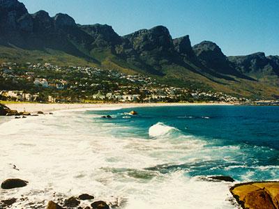 Glen Beach Surfing - Dr Steven Andrew Martin - Cape Town - South Africa - School for International Training