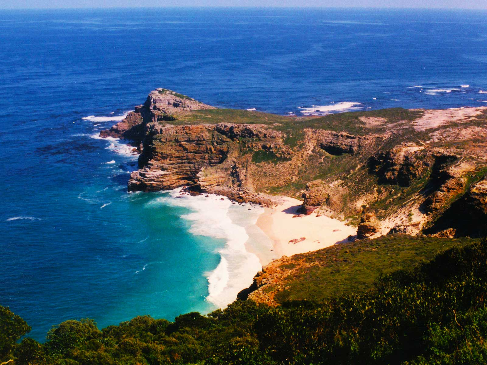 Cape of Good Hope | Steven Andrew Martin | South Africa Photo Journal | School for International Training | SIT Study Abroad