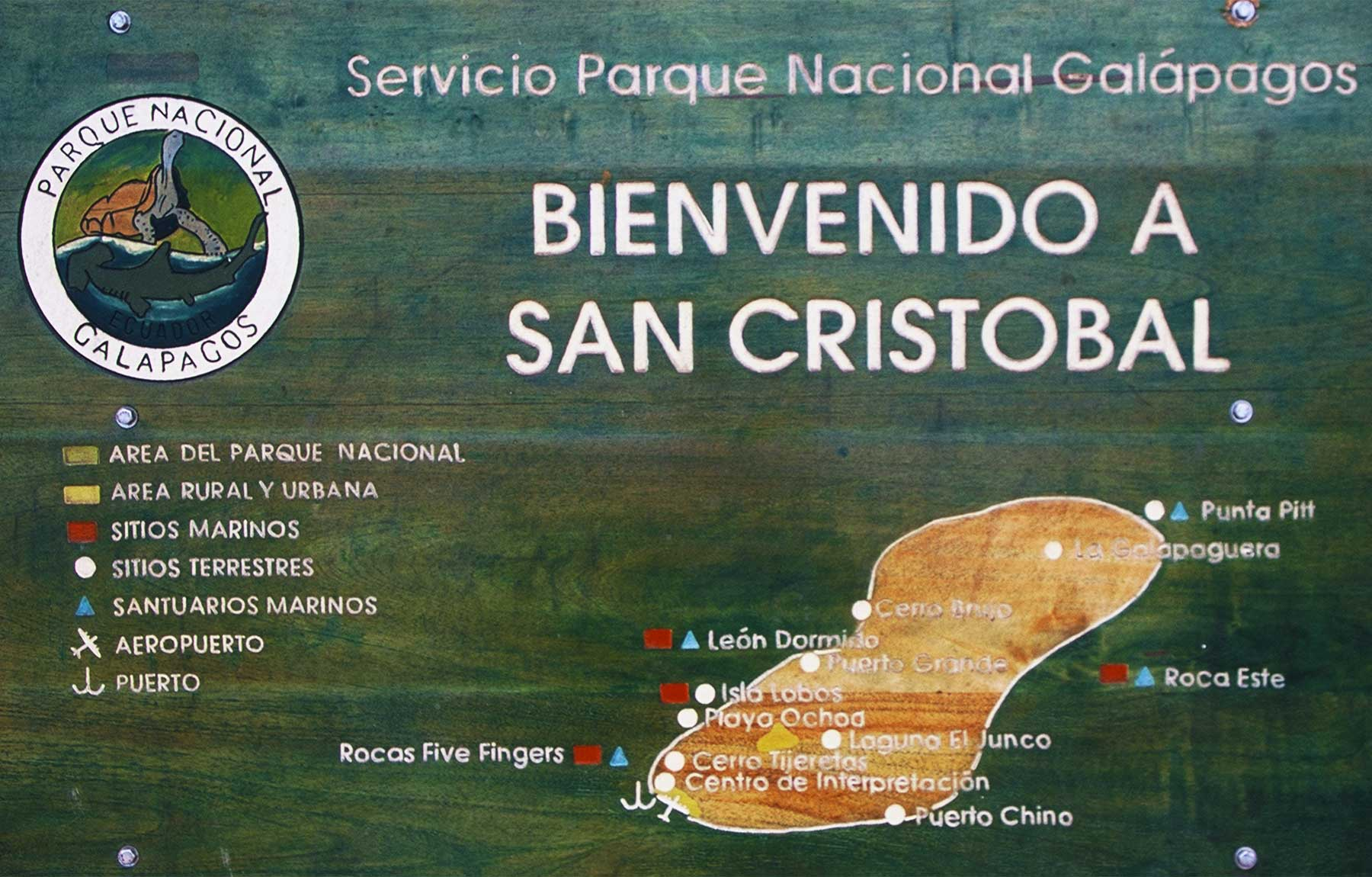 San Cristobal |  Galapagos National Park Headquarters |  Steven A Martin | Ecuador Research | Photo Journal