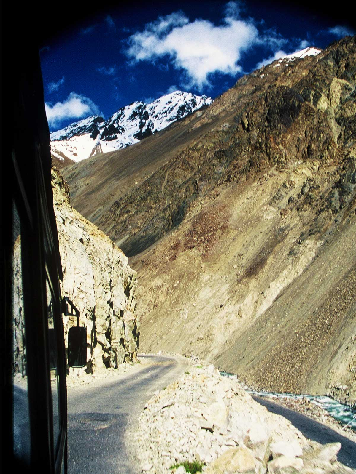 Karakoram Highway | Pakistan China Border Area | Public Bus | Steven A Martin | Education Abroad