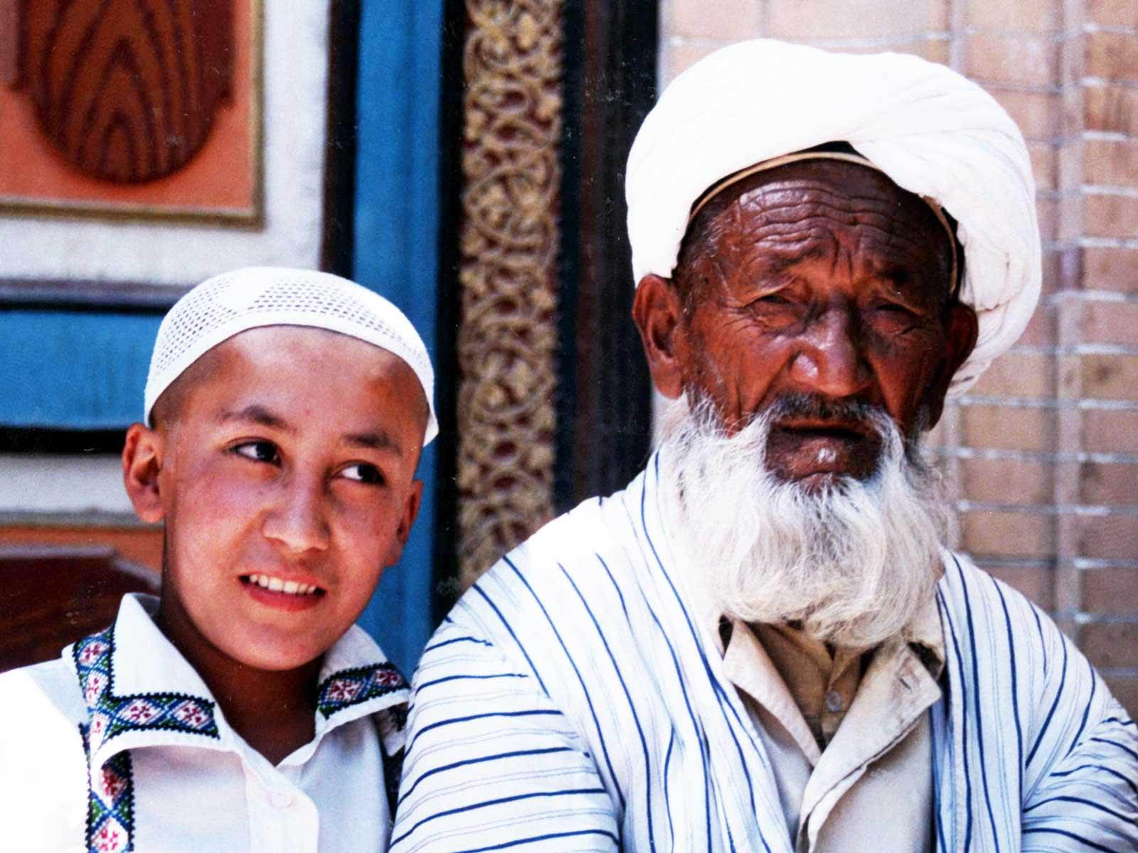 Kashgar, Xinjiang, China - Silk Road - Steven Andrew Martin