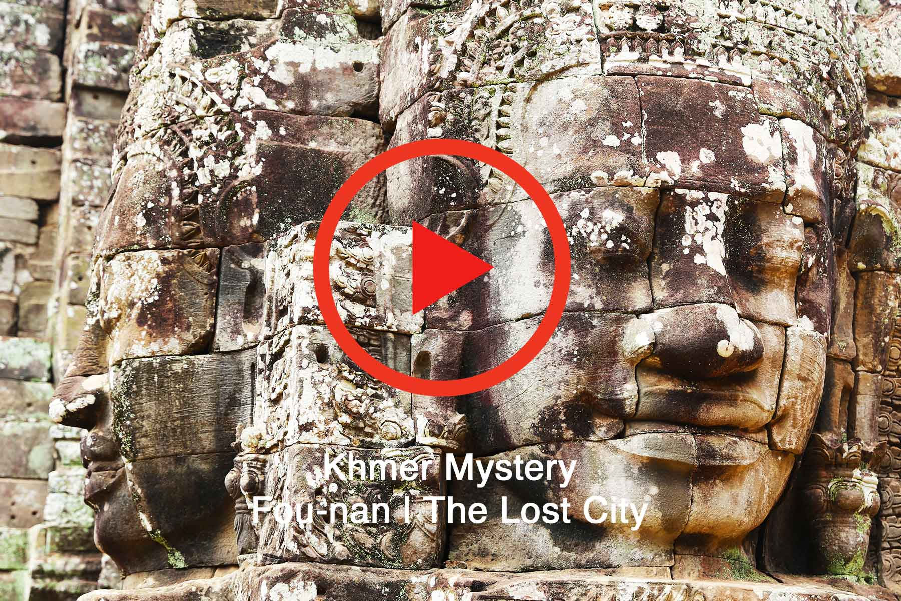 Southeast Asian Civilization - Khmer Mystery Fou-nan Lost City Video - Charles Higham - Cambodia Research - Steven A Martin