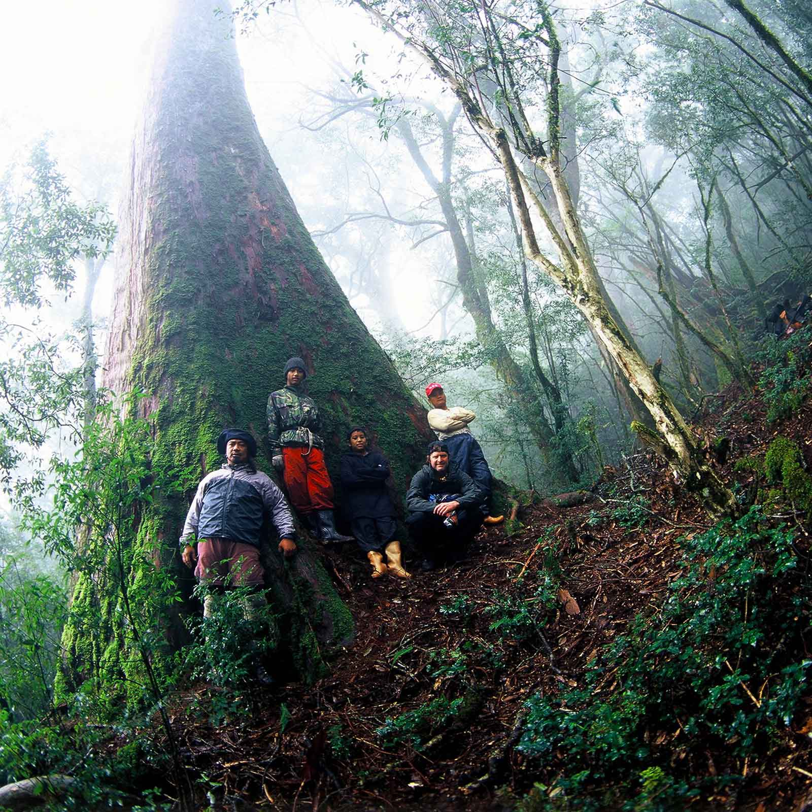 2006 Laipunuk Expedition Team - Dr Steven A Martin - Taiwan Photo Journal