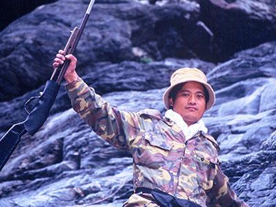 Laipunuk Bunun Hunter - Taiwan Photo Journal - Steven Andrew Martin