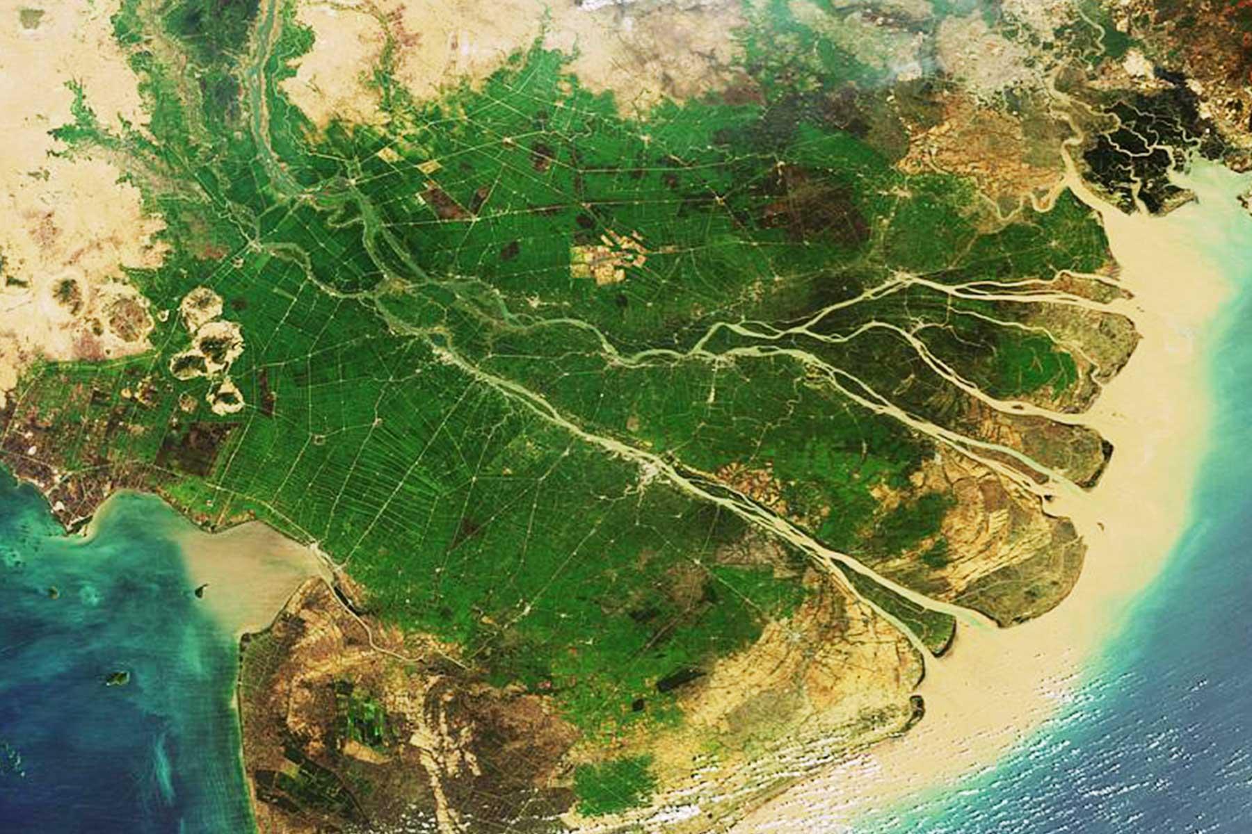 Mekong Delta Photo Journal Vietnam - Vietnam Geography Exploratory Research