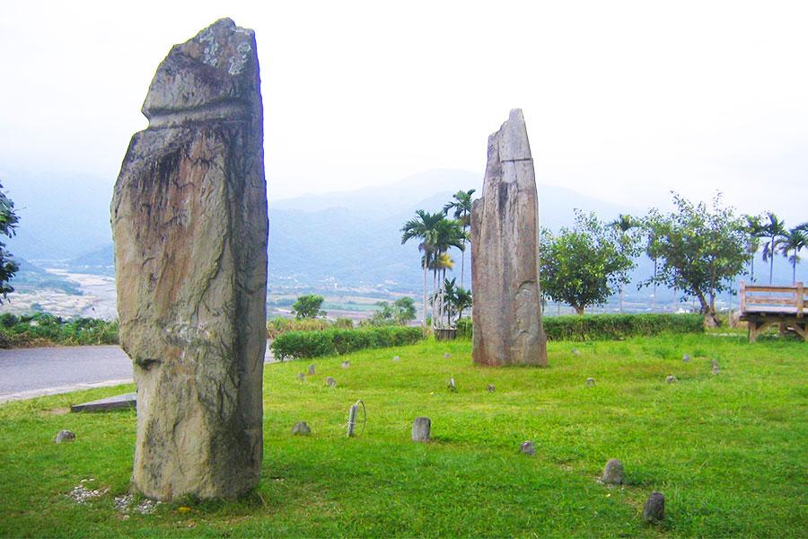 Neolithic Taiwan - Peinan Period - c.3000 BP - Photo Steven Andrew Martin