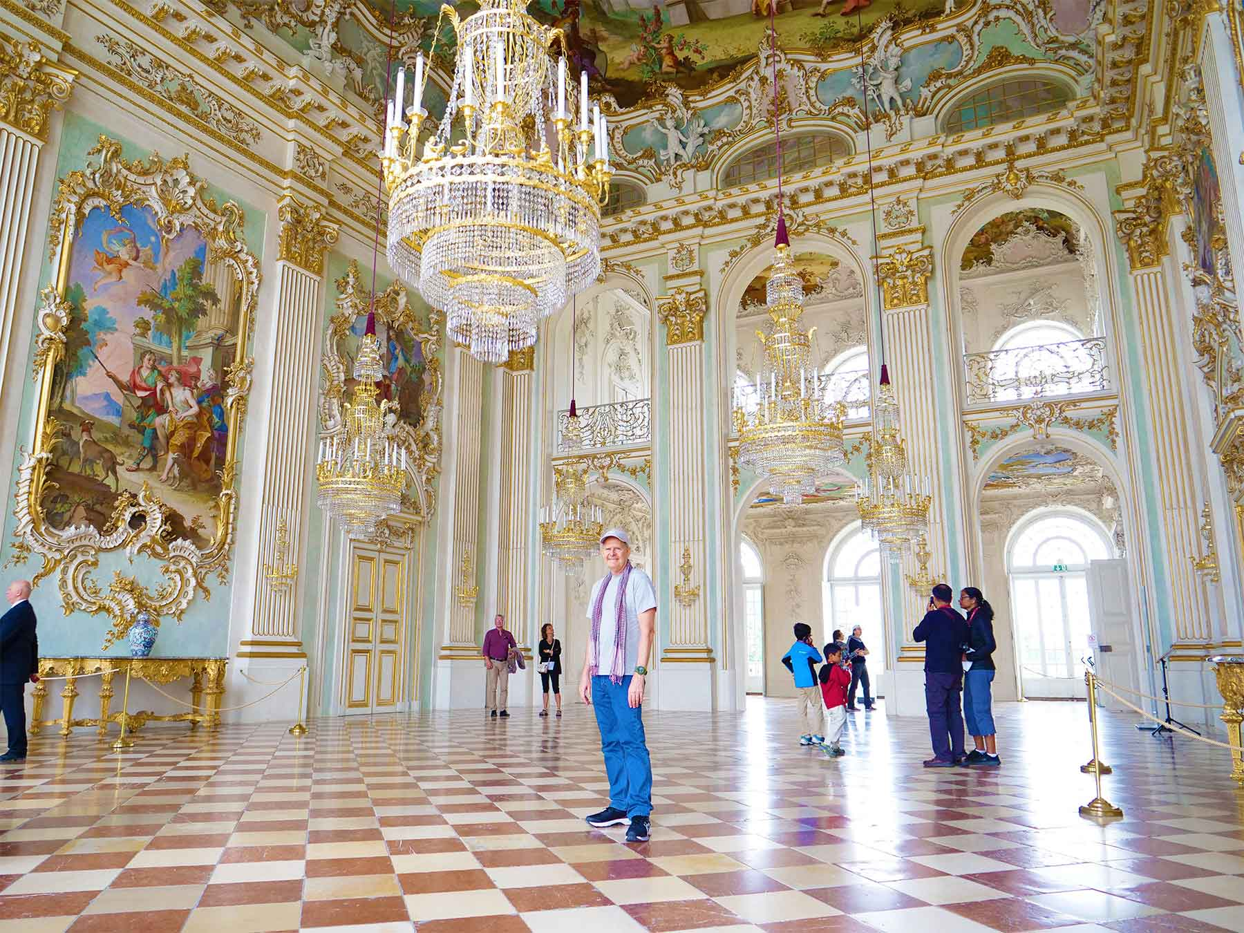 Nymphenburg Baroque Palace | Surfing Munich Learning Adventure | Professor Dr Steven A Martin