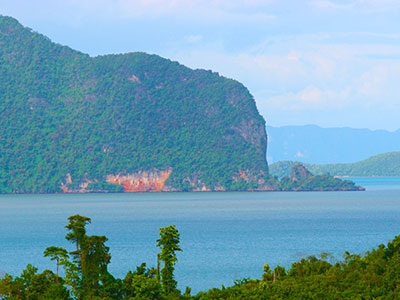 Phang Nga Bay - Phuket Thailand - Thai Photo Journal - Dr Steven Andrew Martin
