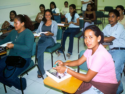 San Cristobal Galapagos Community College - Steven Martin Photo Journal