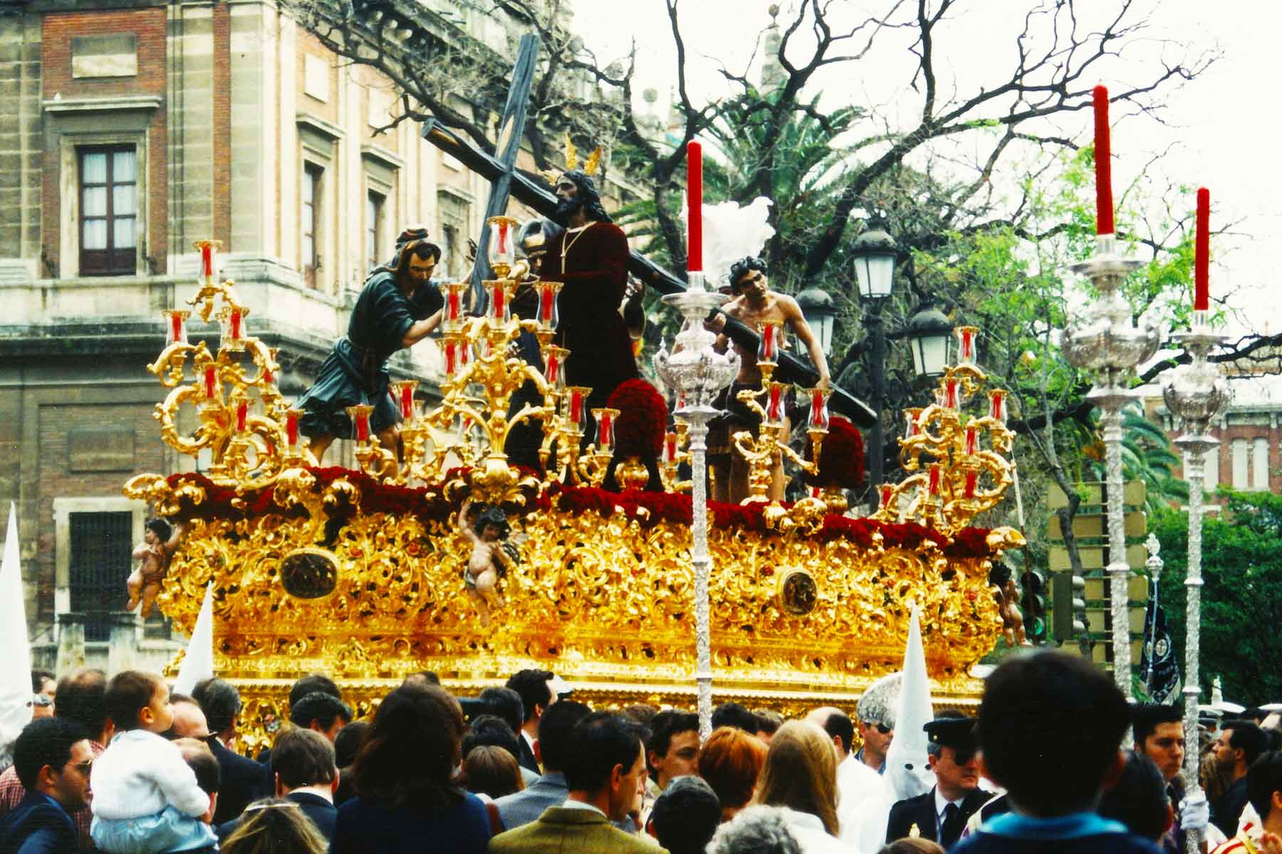 Paso - Semana Santa - Holy Week - Study Abroad journal - College Consortium International Studies - CCIS - Steven Andrew Martin