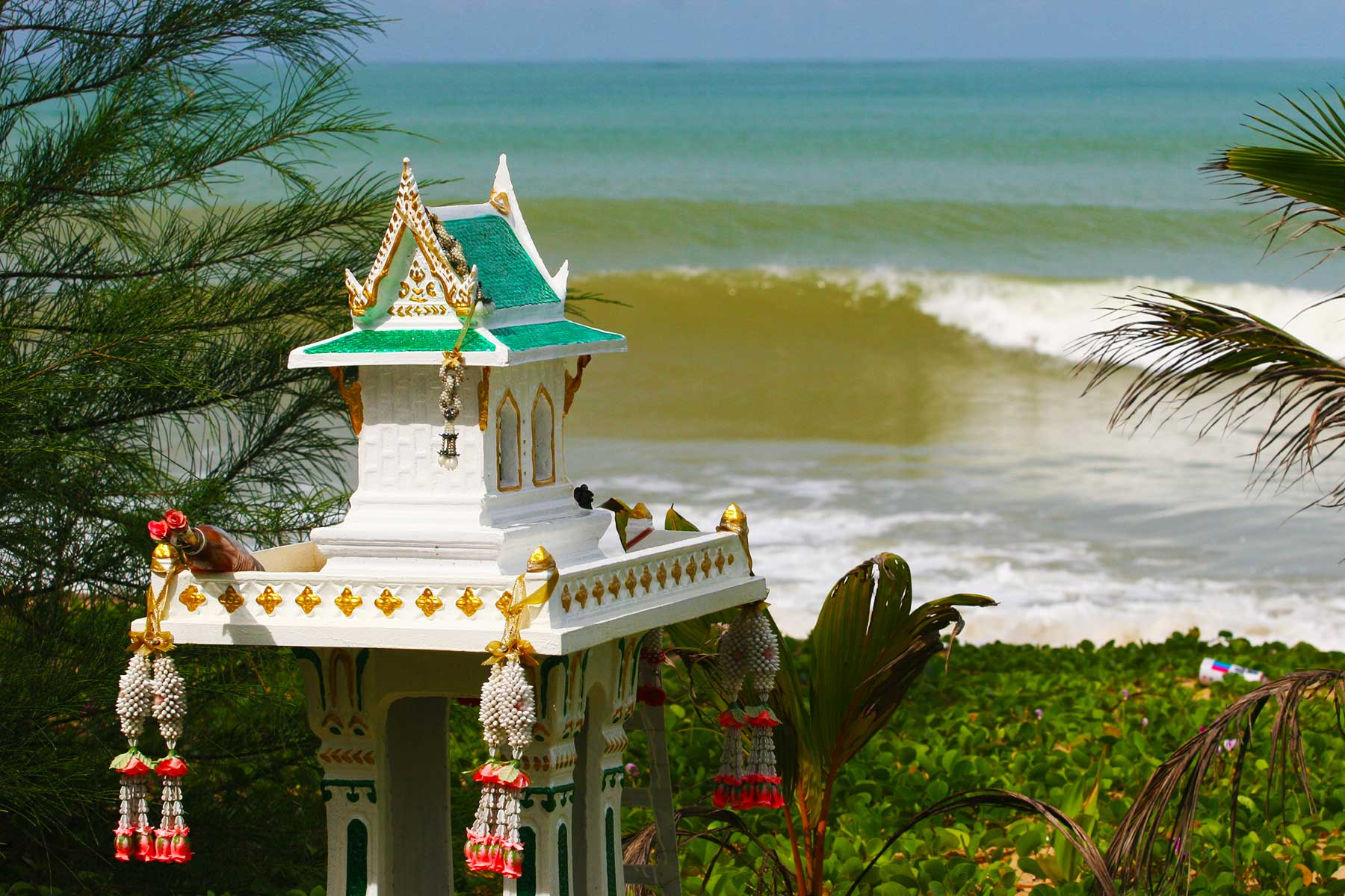 Surfing Thailand - Surf Tourism Research - Dr Steven A Martin - Phuket - Surf Resource Sustainability Index