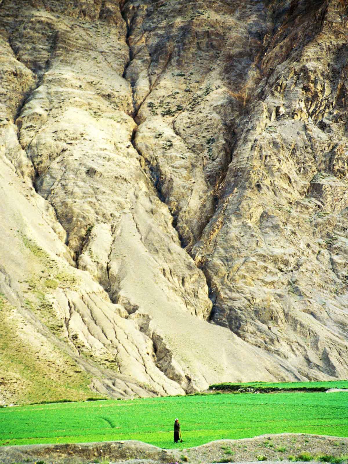 Tibetan farmer | Xigazê Tibet | Mount Everest Photo Journal | Steven Andrew Martin