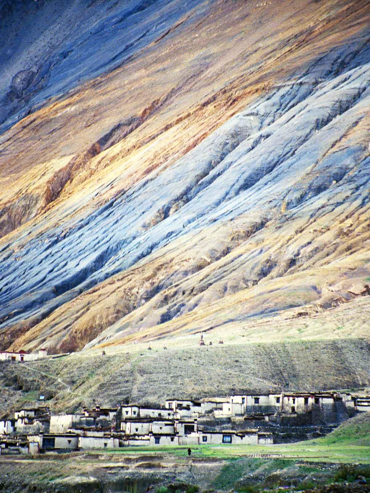 Tibetan village | En route to Xigazê | Tibet | Steven Martin | Study Abroad Journal