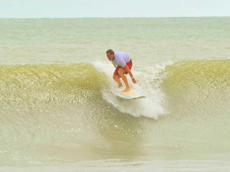 Steven Andrew Martin | Monsoon Mayhem Surfing Contest – Desaru Beach, Malaysia | Surfer Journal