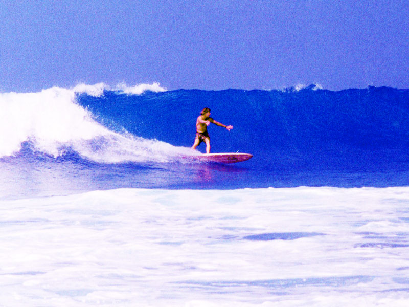 Steven Andrew Martin 1991 – Lyman's Point, Kailua-Kona, Big Island of Hawaii