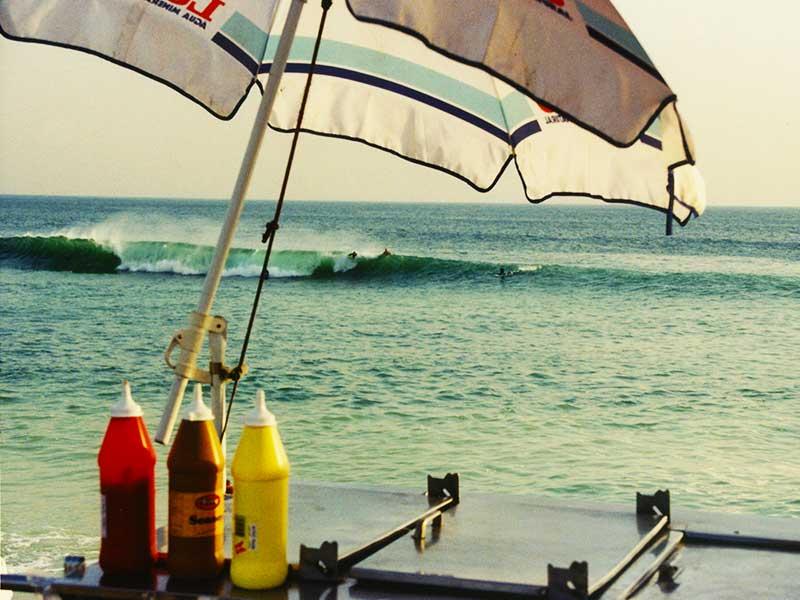 Steven Andrew Martin - Surfing Lisbon, Portugal