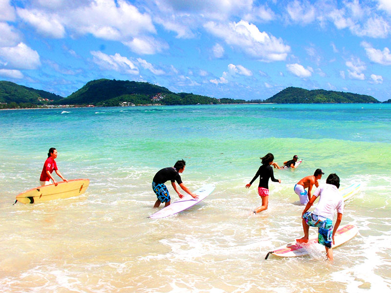 Surf Tourism Research - Dr Steven Andrew Martin - Surf Resource Sustainability Index (SRSI)