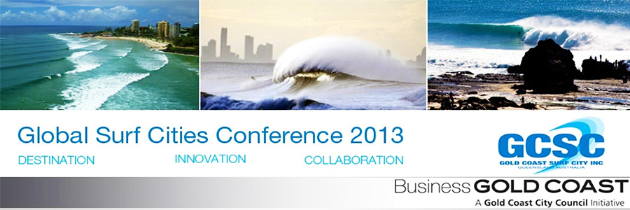 Global Surf Cities Conference - Surf Resource Sustainability Index - Steven Andrew Martin